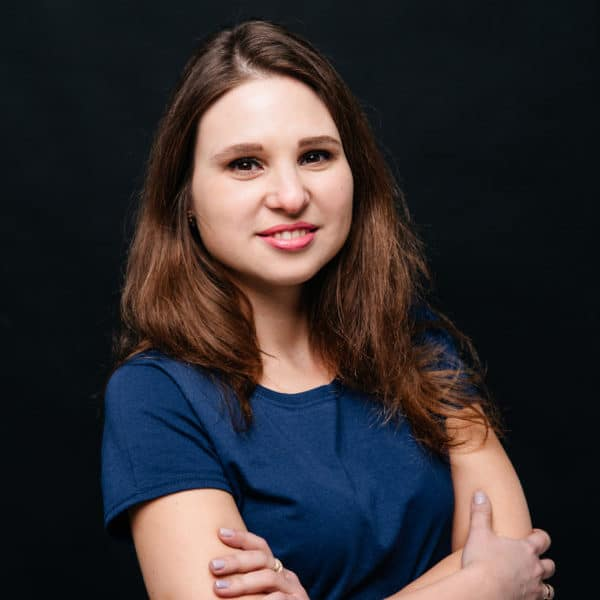 Natalia WHA project manager