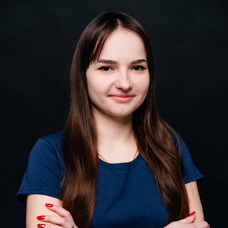 oksana WHA wordpress developer