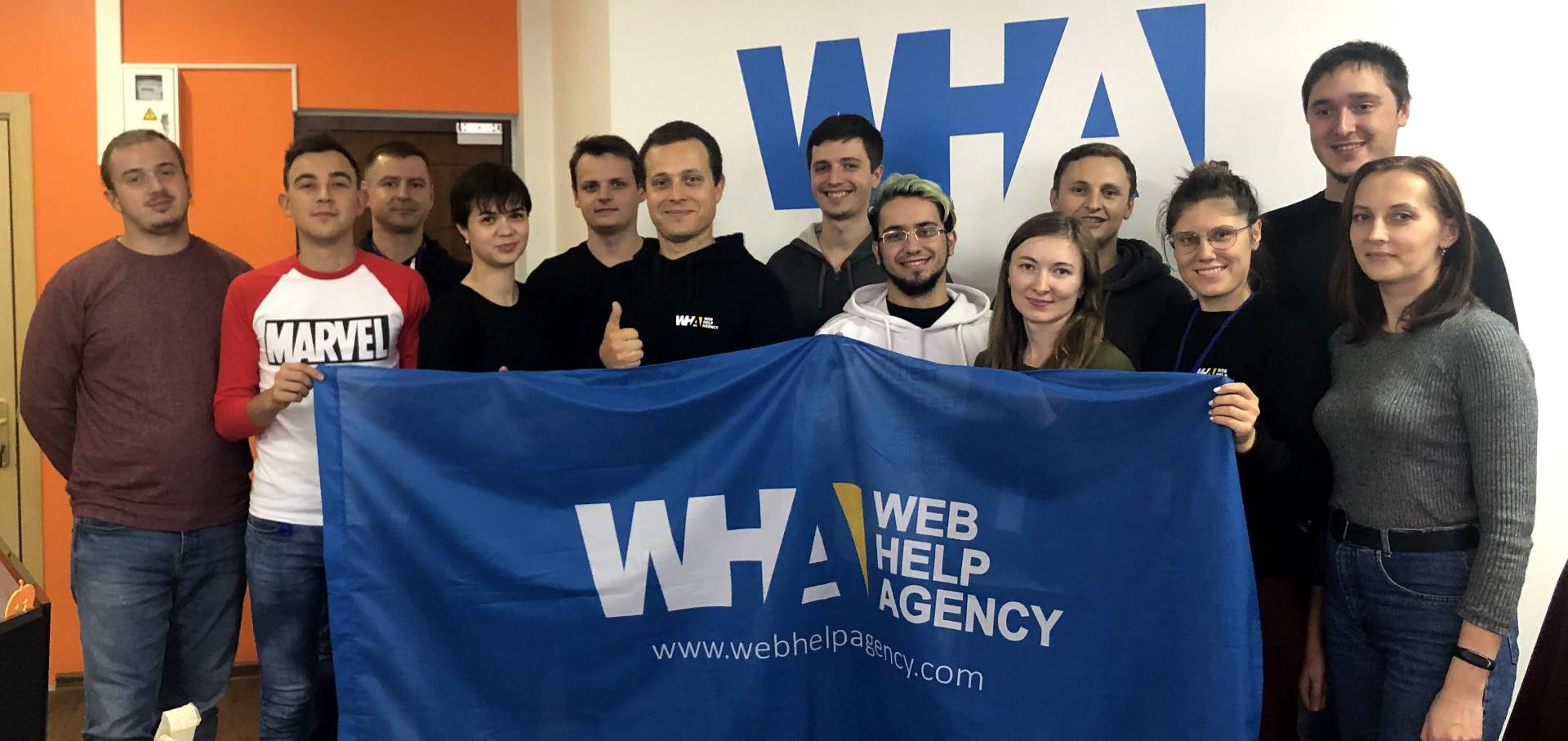Web Help Agency Team